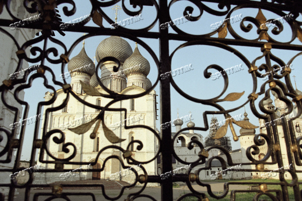 KREMLIN ROSTOV RAILINGS