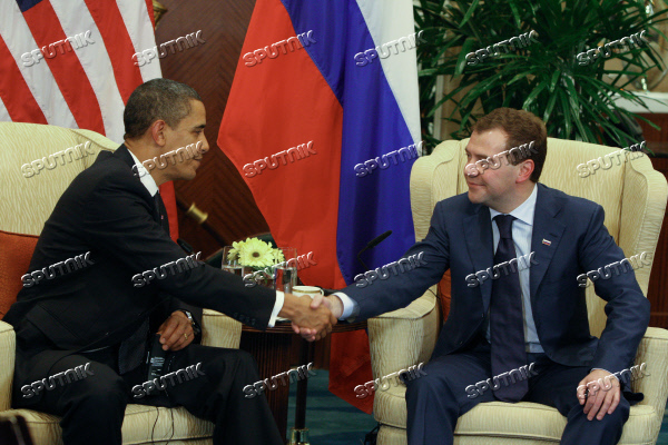 Russian, US Presidents meet at APEC summit