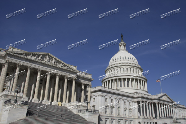 United States Capitol, meeting place of United States Congress