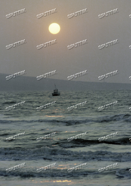 THE SEA OF AZOV