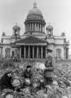 WWII CABBAGE ST. ISAAC'S CATHEDRAL LENINGRAD SIEGE