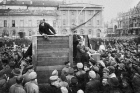 LENIN SQUARE SPEECH