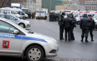 Police strengthen security measures in Moscow