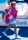 2012 Australian Open Tennis Championships. Day ten
