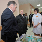 Vladimir Putin visits Ural Federal District