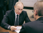 Vladimir Putin visits Siberian Federal District