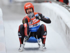 European Luge Championships. Day 2