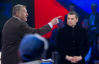 Debates between Vladimir Zhirinovsky and Putin's election agent
