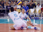 "Volleyball Champions League. Match ""Trentino"" - ""Zenit-Kazan"""