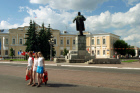 MONUMENT TVER SQUARE ADMINISTRATION