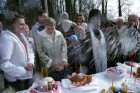 EASTER CAKE ST.TRINITY AT LYKOVO