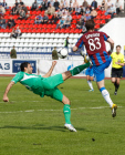 "Football. RFPL. Match ""Volga"" - ""Tom"""
