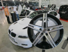 Moscow Tuning Show opens