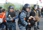 March of Millions participants detained in Moscow