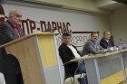 Russian Republican Party holds convention