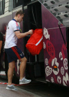 Russian football team eliminated from Euro 2012