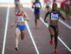 European Athletics Championships. Day Five