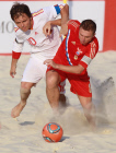 Beach Soccer World Cup Qualifying Round. Final match