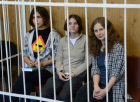 Court hearing on Pussy Riot case