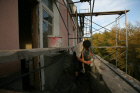 Thorough overhaul of Novosibirsk housing