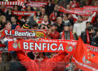 Football Champions League. Benfica vs. Spartak