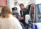 Roman Panov delivered to Tverskoy District Court