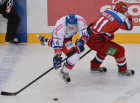 Hockey. Channel One Cup. Russia vs. Czech Republic
