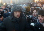 Freedom march in Moscow
