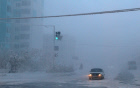 Yakutsk hit by severe frosts