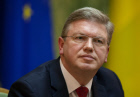 European Commissioner Stefan Fule meets with Ukraine's premier