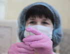 Work of Omsk children's polyclinic during flu epidemic