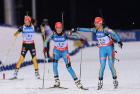 Biathlon World Cup – World Cup 8. Women's relay