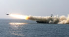 Pacific Fleet holds training exercise for missile boats