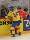 Hockey World Championship. Sweden vs. Switzerland