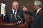 GORBACHEV YELTSIN EXTRAORDINARY SESSION R.S.F.S.R.