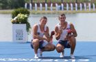 2013 Universiade. Rowing. Day Three