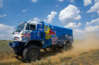 Auto sport. Silk Way Rally. Stage Two