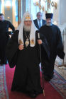 Vladimir Putin meets with top Orthodox Church clergy