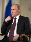 Vladimir Putin in interview with Channel 1 and Associated Press