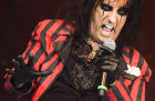 Alice Cooper's concert in Moscow