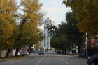 Fall in Grozny