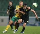 Russian Football Premier League. Kuban vs. Anji