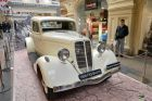 "Opening of historic motor show of GAZ cars ""Heroes of Their Time"""