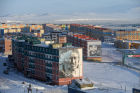 Russia's cities and towns. Anadyr