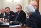 Vladimir Putin meets with leading Russian human rights champions