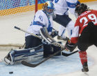 2014 Winter Olympics. Ice hockey. Women. Finland vs. Canada