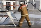 Russian Emergencies Ministry displays modern firefighting anf rescue equipment