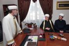 Crimea's Mufti Ablayev meets with Chairman of Mufti Council of Russia Gainutdin
