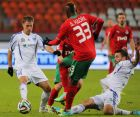 Russian Football Premier League. Lokomotiv vs. Volga