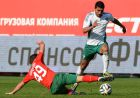 Football. Russian Premiere League. Lokomotiv vs. Terek